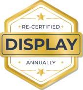 Google Ads Display Certification Badge